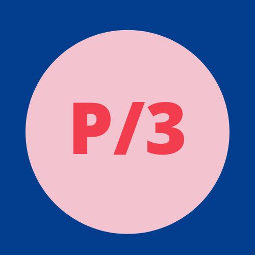 Logo P/3