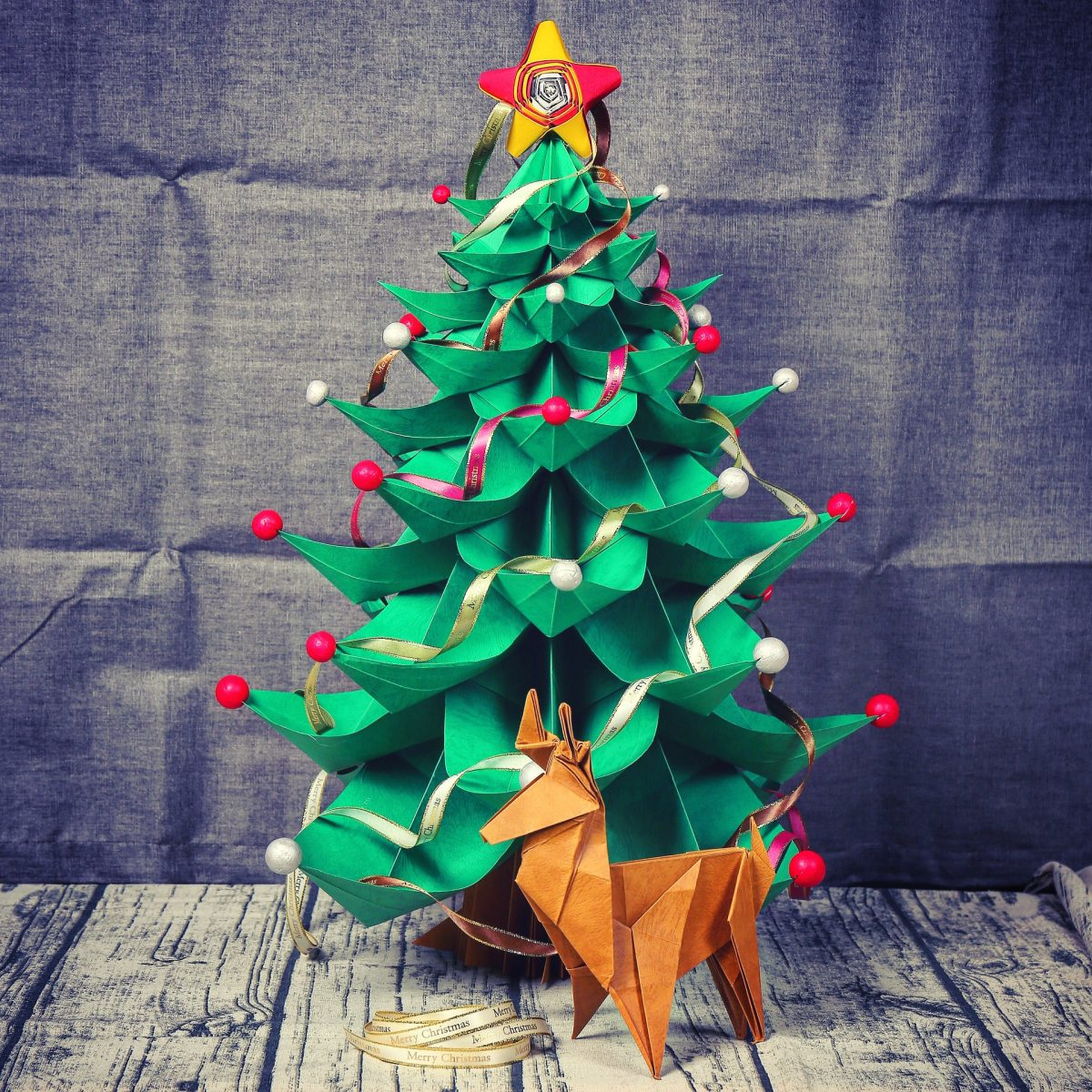 Ein anderer Weihnachtsbaum